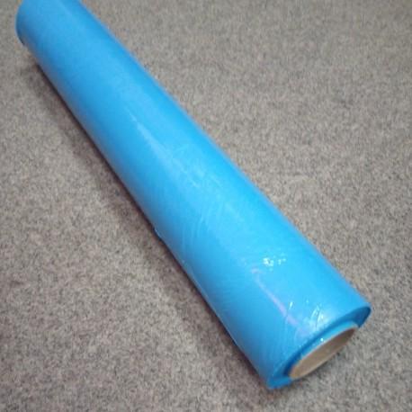 Stretch fólie 1,84 kg modrá, šíře 50 cm, návin 152 m, síla 23 my