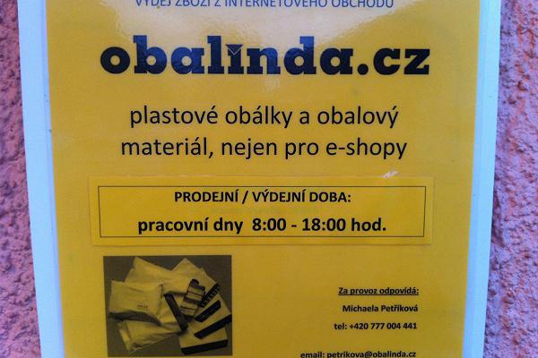 OBALINDA.cz - Otevírací doba